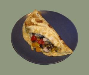 Omeleta Kotopoulo